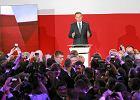 Komorowski przed Dudą w mediach