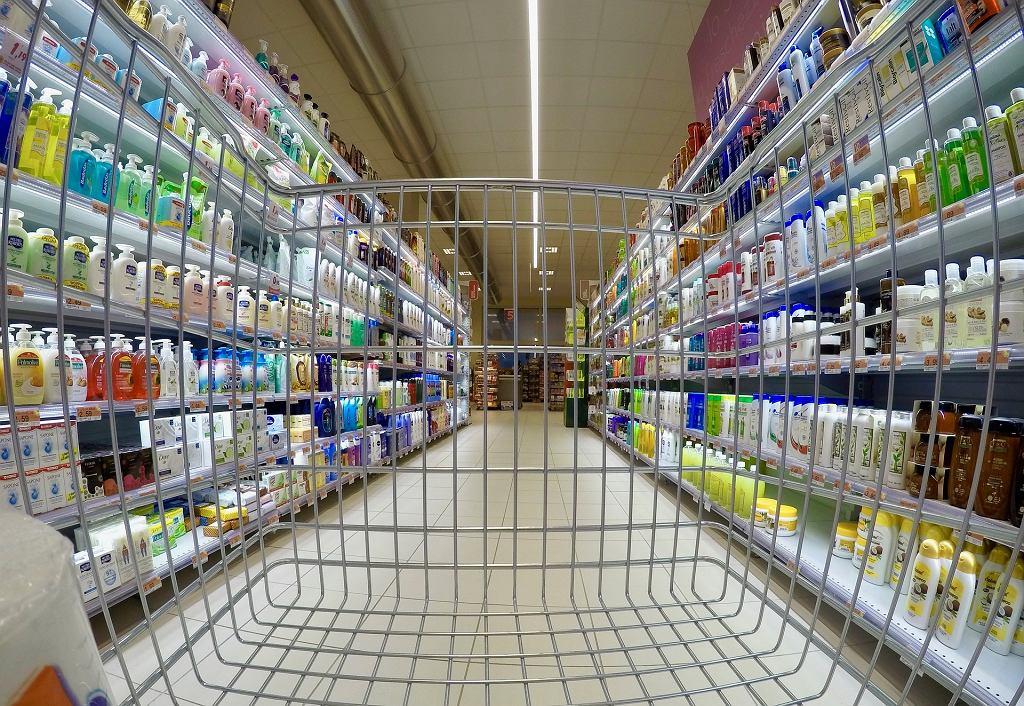 Niedziele handlowe 2021. Zakupy (zdjęcie ilustracyjne)