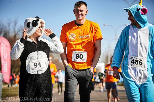 Zdjęcie numer 93 w galerii - Otwarcie sezonu biegowego w Łodzi.