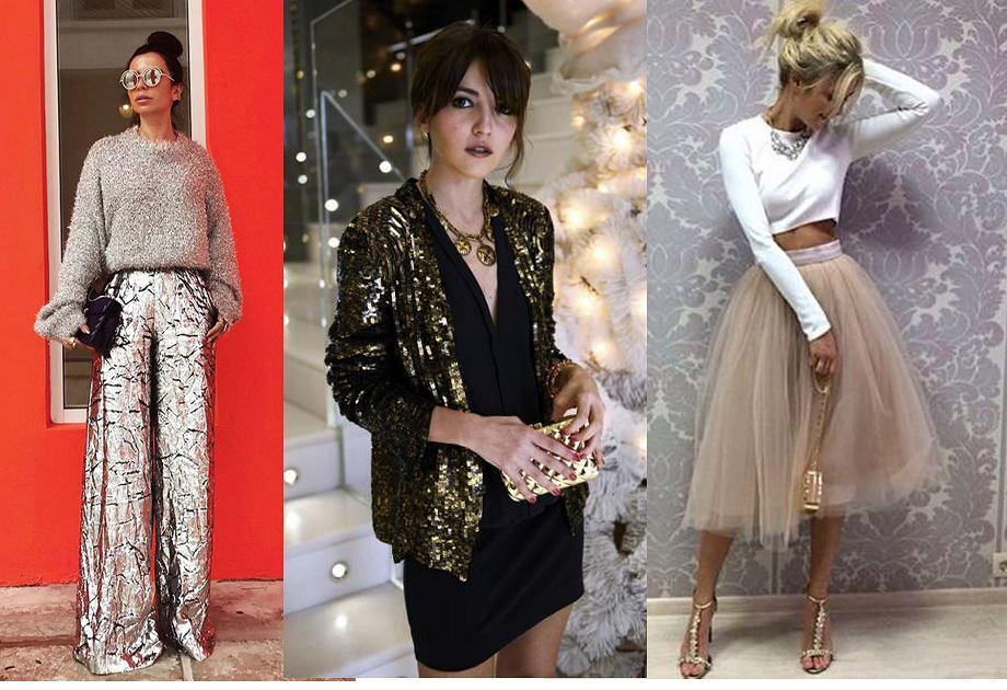 Święta w klimacie glamour