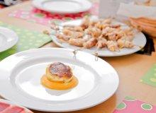 Przysmak z dorsza na puré ze słodkich ziemniaków, glazurowany w oliwie z pierwszego tłoczenia D.O. Baena - ugotuj