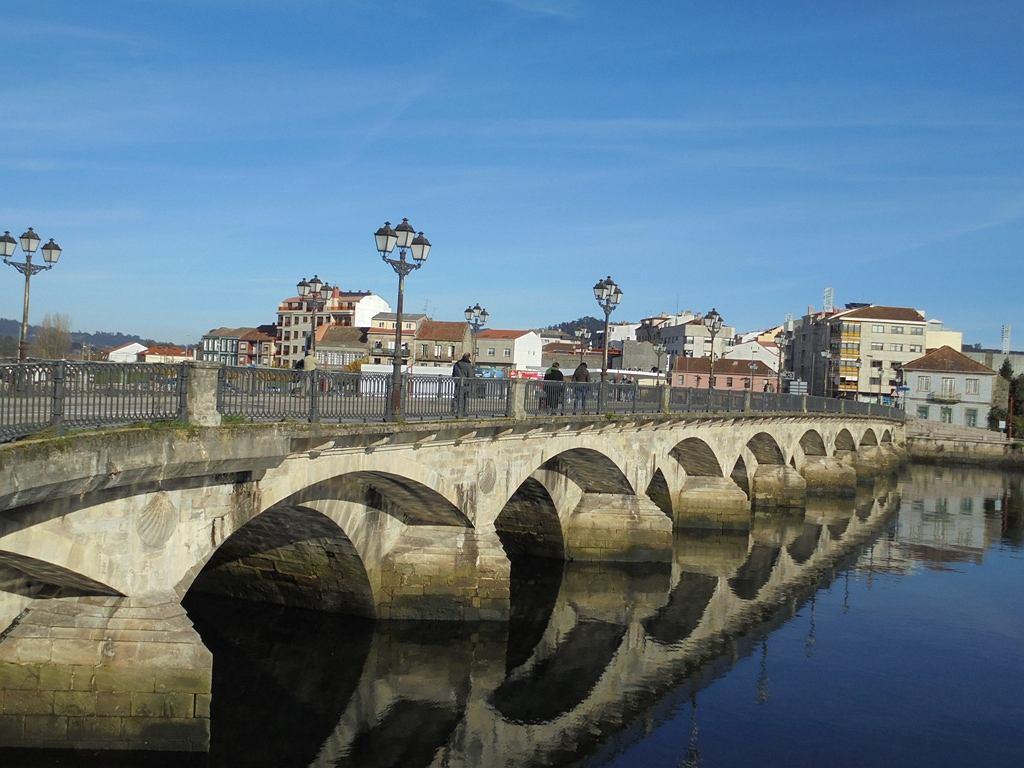 Pontevedra, Galicja, Hiszpania