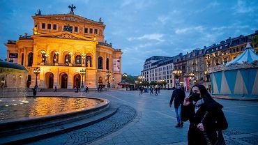 Niemcy. Frankfurt