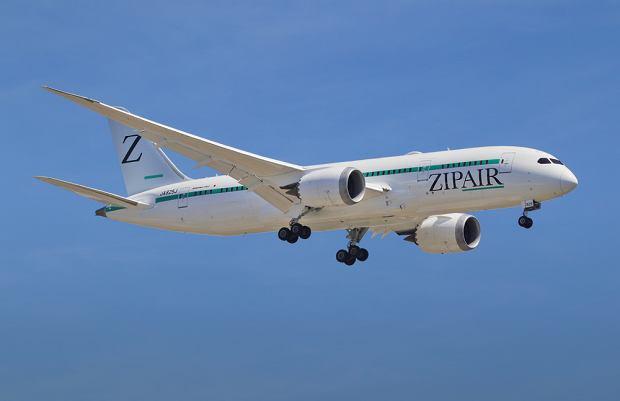 Japonia. Nowa tania linia rozpoczęła loty. W pierwszy rejs poleciało zaledwie dwoje pasażerów