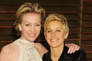 Portia de Rossi i Ellen DeGeneres