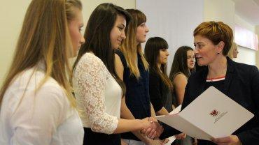 Ponad 80 gorzowskich, młodych sportowców wyróżnił prezydent miasta za sukcesy w 2014 roku