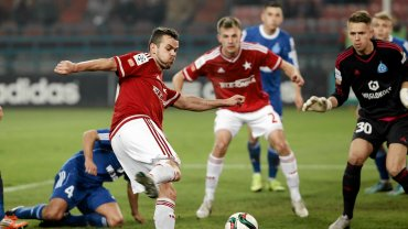 Wisła Kraków - Ruch Chorzów 0:0. Paweł Brożek i Matus Putnocky