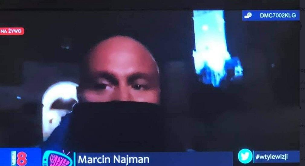 Marcin Najman obrońcą Jasnej Góry. 'Wojownik'