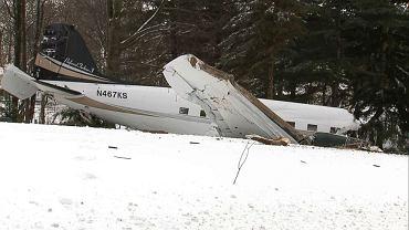 Zabytkowy DC-3 rozbił się w USA
