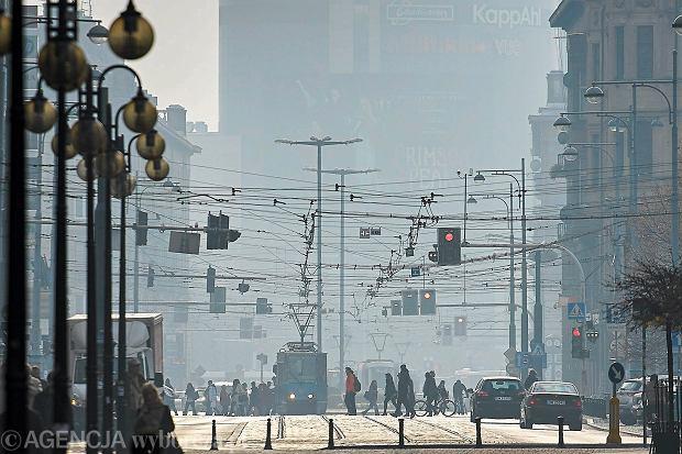 WHO: Polskie miasta najbardziej zanieczyszczone w Europie