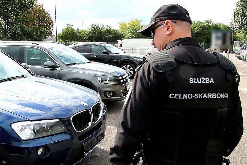 Kontrola Celno-Skarbowa (zdjęcie ilustracyjne)