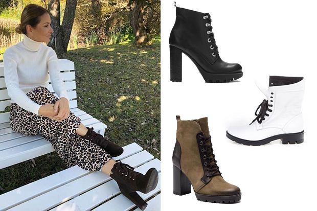 Macie dość klasycznych butów? Koniecznie zwróćcie uwagę na sznurowane botki! Znalazłyśmy modele na płaskiej podeszwie oraz kobiecym słupku, które idealnie wpisują się w nadchodzący sezon.