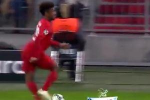 Dramat piłkarza Bayernu Monachium! Poważna kontuzja w meczu Ligi Mistrzów