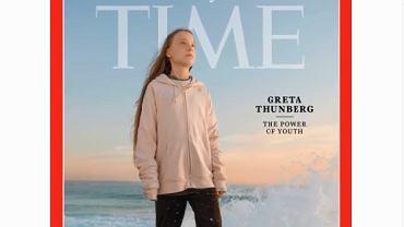 Greta Thunberg została człowiekiem roku według tygodnika 'Time'