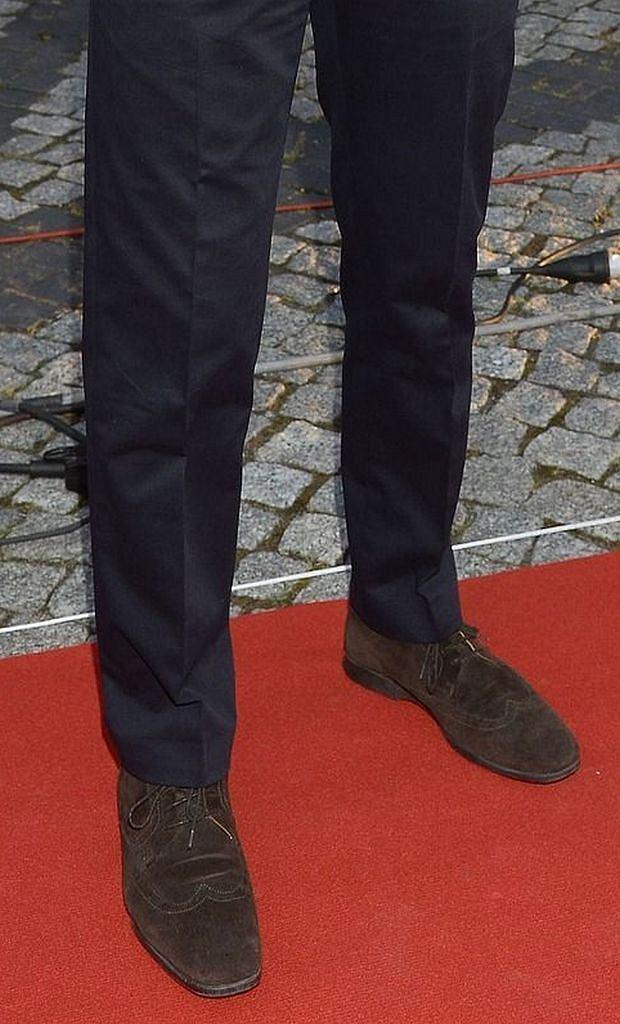 Jacek Rozenek., stylowy mężczyzna