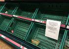 Chłód i śnieg na południu Europy pompuje ceny warzyw. Brytyjskie Tesco wprowadza reglamentację