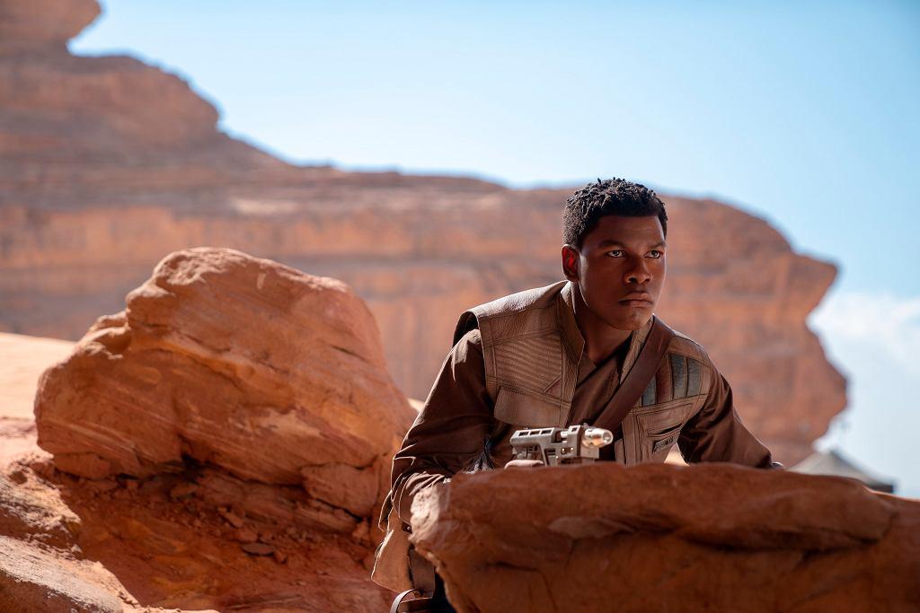 John Boyega jako Finn. Gwiezdne wojny: Skywalker. Odrodzenie/Star Wars: The Rise of Skywalker