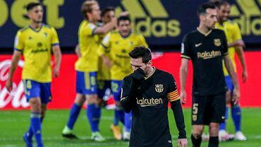 Kolejna klęska Barcelony. Przegrała z rewelacyjnym beniaminkiem