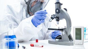 Praca nad szczepionką na COVID-19