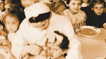 Zdjęcie z okładki książki 'Przecież ich nie zostawię. O żydowskich opiekunkach w czasie wojny'
