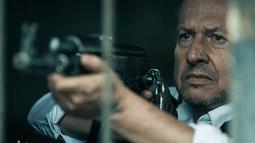 Bogusław Linda w filmie 'Psy 3'