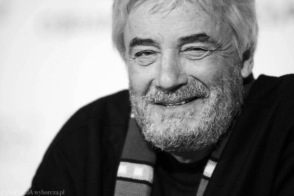 Andrzej Żuławski, 2008 r. / fot.SERGIUSZ PECZEK
