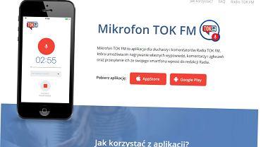 Aplikacja Mikrofon startuje 20 lutego