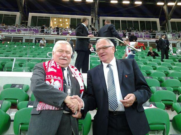 Zdjęcie numer 13 w galerii - Lech Wałęsa robi zdjęcia podczas meczów. Zobaczcie co udało mu się sfotografować...