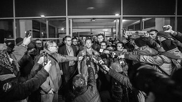 Autor fotoreportażu o śmierci Adamowicza: Byłem świadkiem ogromnego zła. Jeżeli coś we mnie zostało, to poczucie beznadziei