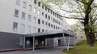 Wojewódzki Specjalistyczny Szpital Dziecięcy w Olsztynie po rozbudowie