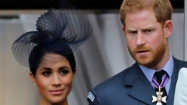 Meghan Markle i książę Harry - przeprowadzka będzie ich dużo kosztować