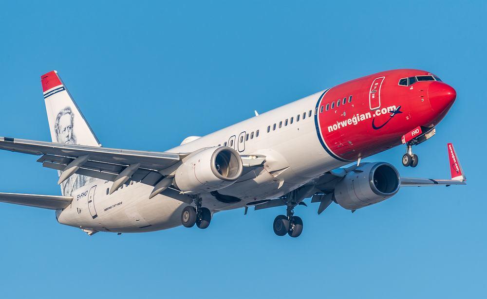 Norwegian wprowadza opłaty za bagaż podręczny