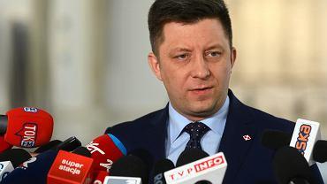 Michał Dworczyk: W najbliższych dniach zapadnie decyzja o ewentualnej rekonstrukcji rządu