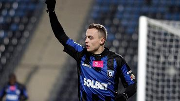 Najlepszy strzelec sezonu 2013/14; Michał Masłowski - 8 goli (27 meczów)