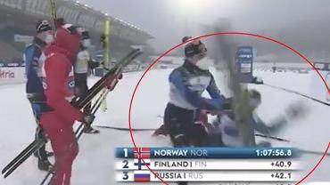 Hokejowe wejście Aleksandra Bolszunowa