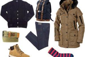 Weekend na łonie natury: 4 męskie stylizacje
