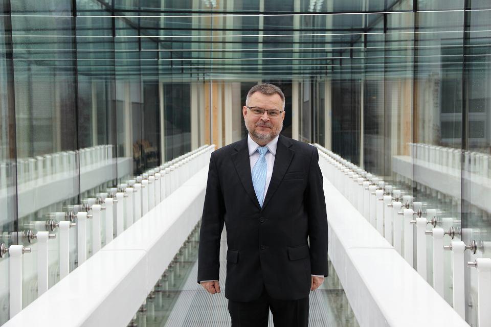 Profesor Piotr Jaranowski