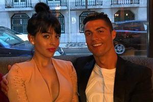 Cristiano Ronaldo, Georgina Rodriquez