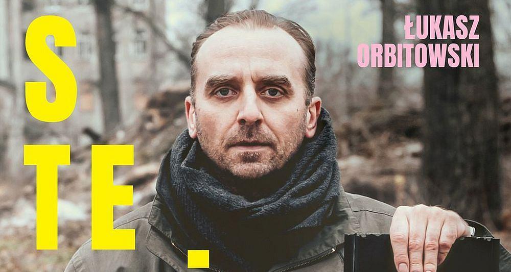 'Stelaż' Łukasza Orbitowskiego
