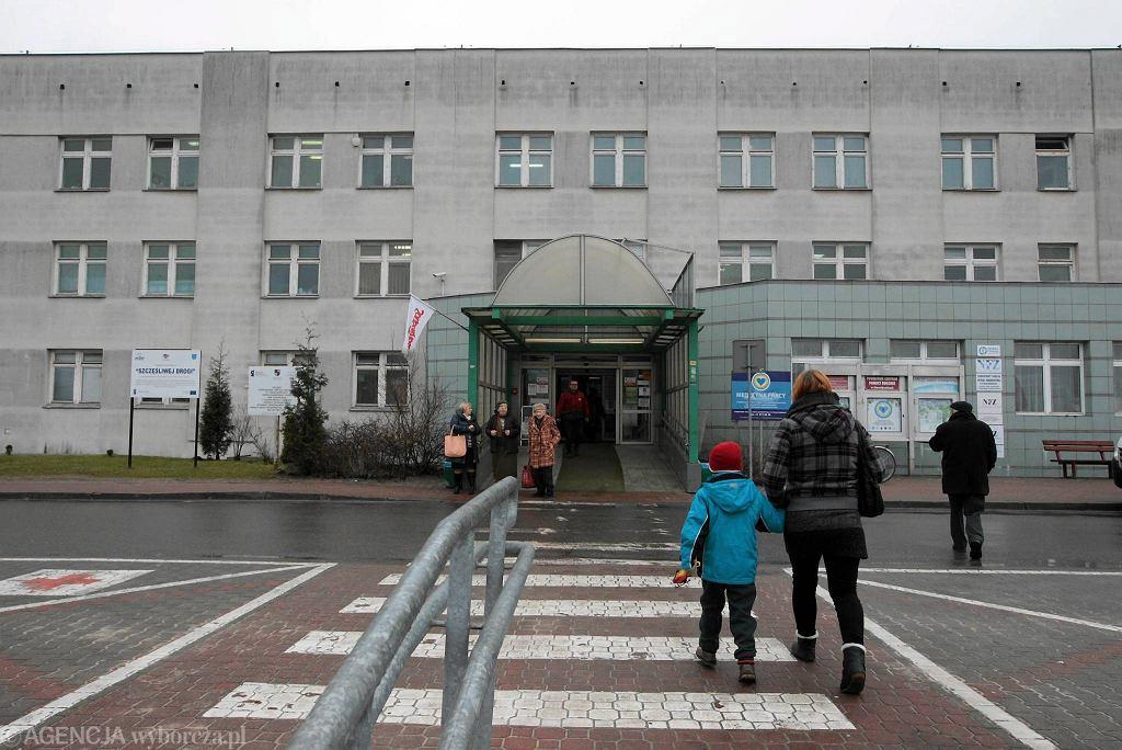 Starachowice, szpital