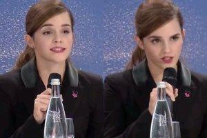 Emma Watson w Davos