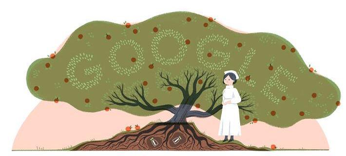 Google uczciło 110. rocznicę urodzin Ireny Sendlerowej