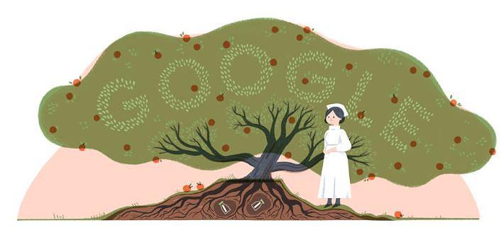 Google Doogle przypomniało o 110. rocznicy urodzin Ireny Sendlerowej