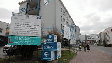 Kielce, Wojewódzki Szpital Zespolony na Czarnowie