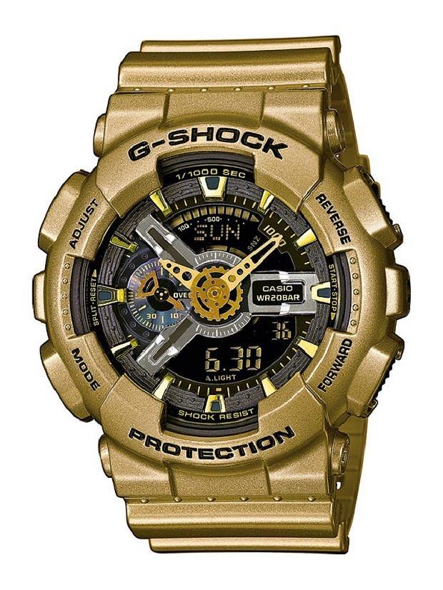 Zdjęcie numer 5 w galerii - Złoty zegarek: obciach czy ciekawy trend?