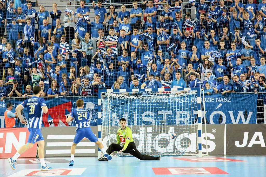 Piłka ręczna, Liga Mistrzów. Orlen Wisła Płock - FC Porto Vitalis