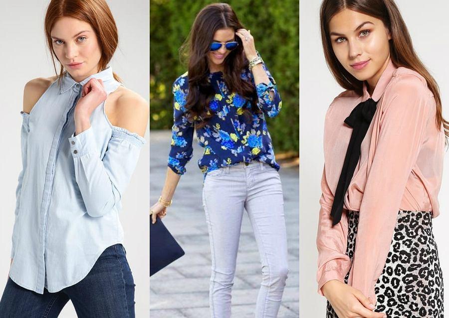 f50a630b3a8ed0 Koszule damskie - niebanalne modele na wiosnę [przegląd]