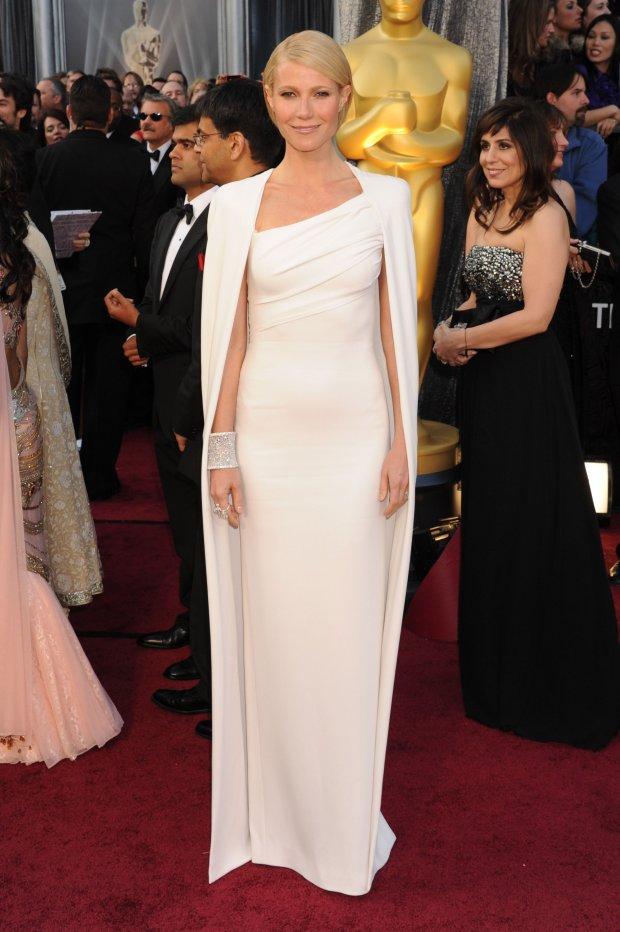nGwyneth Paltrow at the 84th Annual Academy Awards - The Oscars 2012 - held at the Hollywood & Highland Centre.