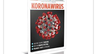 'Koronawirus'. Dodatek specjalny już w czwartek, 12 marca w 'Wyborczej'
