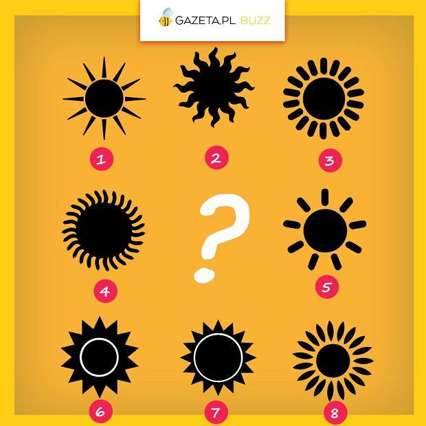Które słońce wybierasz?